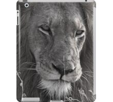Lion Man iPad case iPad Case/Skin