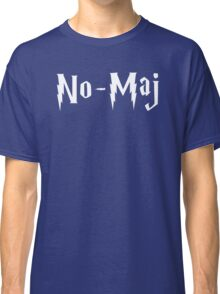No-Maj Design (White) - FANTASTIC BEASTS AND WHERE TO FIND THEM Classic T-Shirt