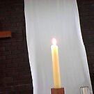 Church candle by AmandaWitt