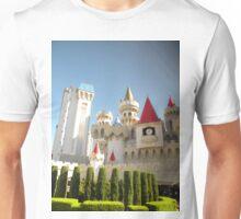 White Palace Unisex T-Shirt