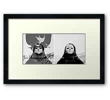 Ambient air Framed Print