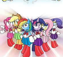 The Sailor Ponies Are Here! by SailorPonies