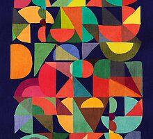 Color Blocks by Budi Kwan