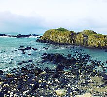 Ballintoy, Co Antrim, Northern Ireland by Ludwig Wagner