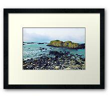 Ballintoy, Co Antrim, Northern Ireland Framed Print