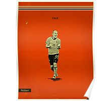 Robben Poster