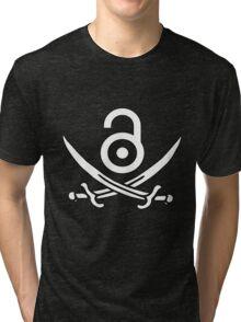 Guerilla Open Access Tri-blend T-Shirt