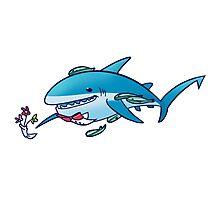 Prom Shark A Photographic Print