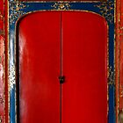 The Red Door by Paige