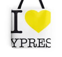 I ♥ YPRES Tote Bag