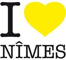 I ♥ NIMES by eyesblau