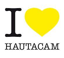 I ♥ HAUTACAM Photographic Print