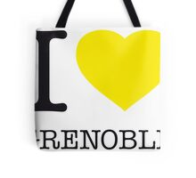 I ♥ GRENOBLE Tote Bag