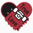 Heart-true love by siricel1
