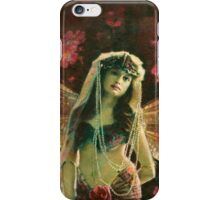 Vintage Nymph iPhone Case/Skin