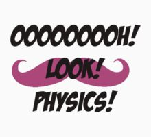 Ooooooooh look physics! Kids Clothes