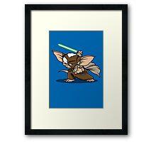 Master Mogwai Framed Print