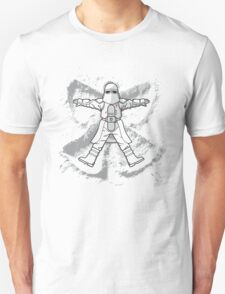 Imperial Snow Angel Unisex T-Shirt