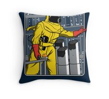 A Match Made In Space Throw Pillow