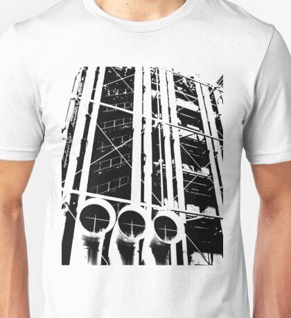 Centre Pompidou Unisex T-Shirt