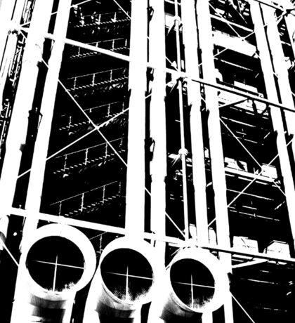 Centre Pompidou Sticker
