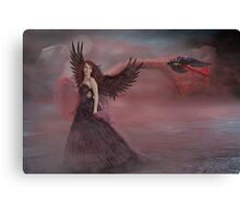 Code Red Canvas Print