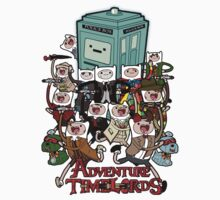 Adventure Time-Lords Kids Tee