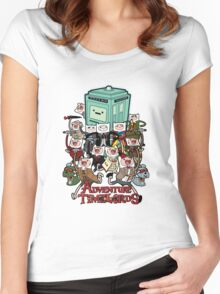 Adventure Time-Lords Women's Fitted Scoop T-Shirt