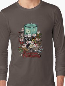 Adventure Time-Lords Long Sleeve T-Shirt