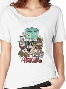 Adventure Time-Lords Women's Relaxed Fit T-Shirt