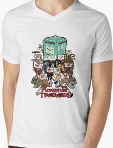 Adventure Time-Lords Mens V-Neck T-Shirt