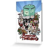 Adventure Time-Lords Greeting Card