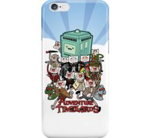 Adventure Time-Lords iPhone Case/Skin