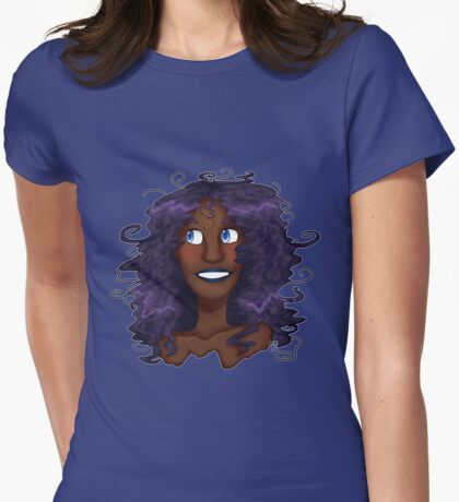 Melty Busts- Mia Womens Fitted T-Shirt