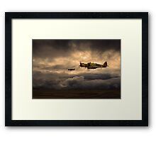 Benghazi Bus Framed Print