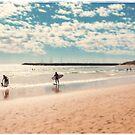 Beach Life by jamjarphotos