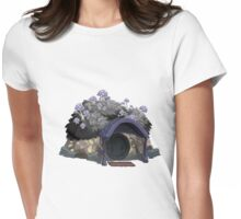 Cottage Womens Fitted T-Shirt