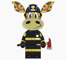 F is for Fireman Kids Clothes