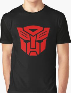 Transformers Autobot Logo Graphic T-Shirt