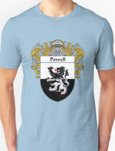 Powell Coat of Arms / Powell Family Crest T-Shirt