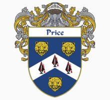 Price Irish Coat of Arms / Price Irish Family Crest Kids Clothes