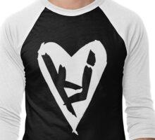 Kevin James Harte Baseball Original  Men's Baseball ¾ T-Shirt