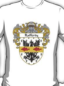 Rafferty Coat of Arms / Rafferty Family Crest T-Shirt