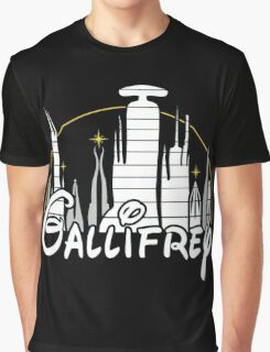 Gallifrey [Dr. Who] Graphic T-Shirt