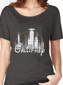Gallifrey [Dr. Who] Women's Relaxed Fit T-Shirt