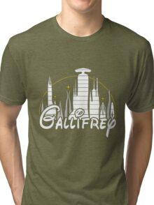 Gallifrey [Dr. Who] Tri-blend T-Shirt