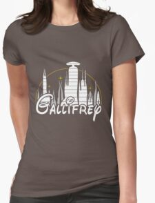 Gallifrey [Dr. Who] Womens Fitted T-Shirt