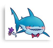 Prom Shark D Canvas Print