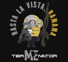 Minion Terminator by Ryan Jay Cruz