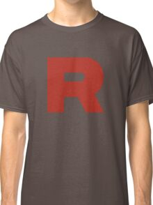 Team Rocket Shirt Classic T-Shirt